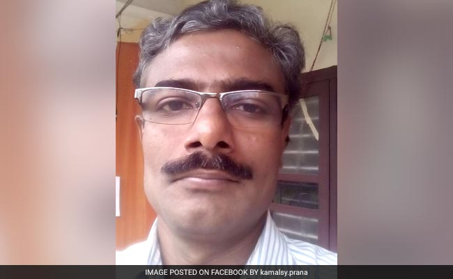 Malayalam writer charged with sedition for insulting national anthem on FB