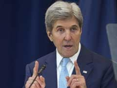 2 States Only Way To Secure Israeli-Palestinian Peace: John Kerry