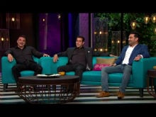 Koffee With Karan 5: Salman Khan And Bros Put On A Dabangg Show