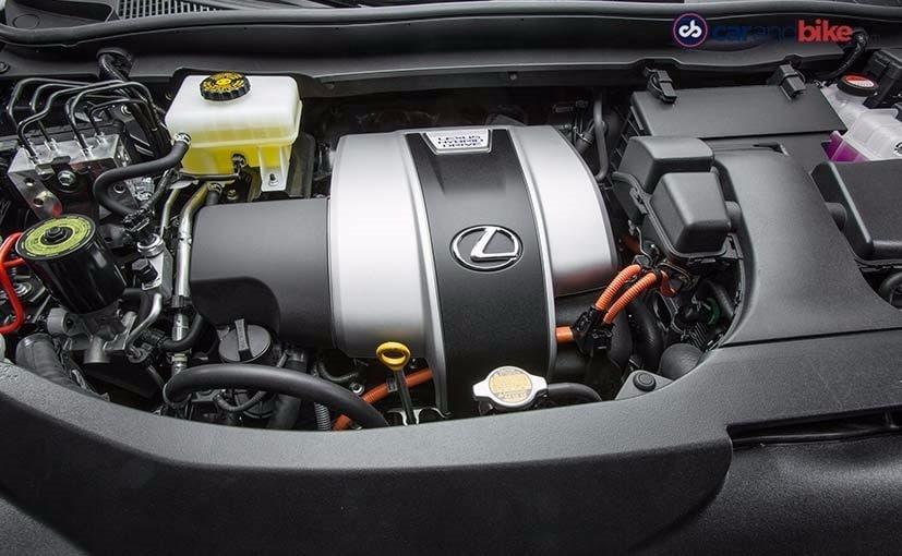 Lexus RX 450h Engine