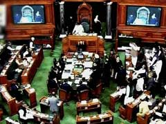Lok Sabha Disrupted After Opposition Protests Over E Ahamed's Death