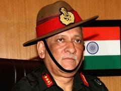 Army Won't Shy Away From Flexing Muscles, Says New Chief General Bipin Rawat