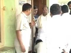 After Video Of Man Helping Siddaramaiah With Shoes, A Rush To Explain