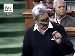 No Firm Blacklisted For Misconduct In Defence Deals In 3 Years: Manohar Parrikar