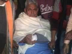Union Minister Manoj Sinha Injured In Road Accident In Uttar Pradesh