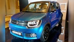 Maruti Suzuki Ignis Launch: Highlights
