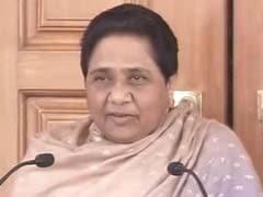 'Why So Rattled,' Asks BJP After Mayawati Defends 104-Crore Bank Deposit, Attacks PM Modi