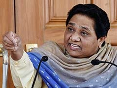 Would Rather Be In Opposition Than Support BJP: Mayawati