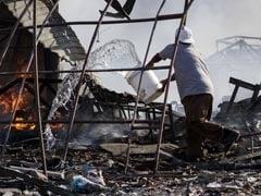 At Least 31 Dead, 72 Hurt In Mexico Fireworks Market Blast