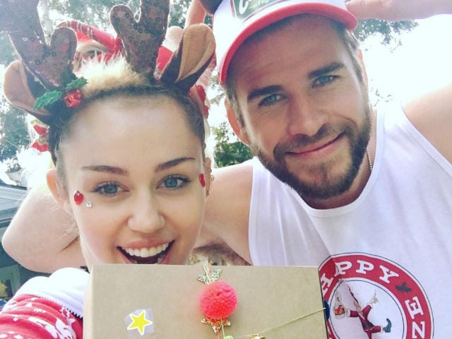 Miley Cyrus, Liam Hemsworth Trend After Spending Christmas Together