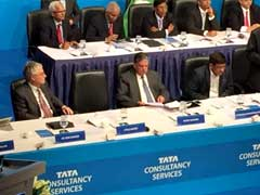 At TCS Meet, Cyrus Mistry's Vacant Seat, Fighting Letter: 10 Updates