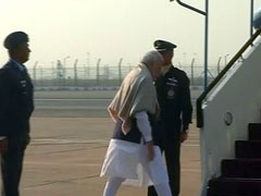 PM Narendra Modi Leaves For Chennai To Pay Tributes To Jayalalithaa