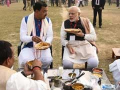PM Narendra Modi Brought His Own Lunch To Meeting, 'Such Equality' Tweets BJP