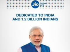 PM's Office Didn't Grant Permission For His Photo On Jio Ads: Government