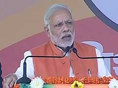 Your Phone Is Your Wallet, Says PM Modi In Moradabad: Highlights