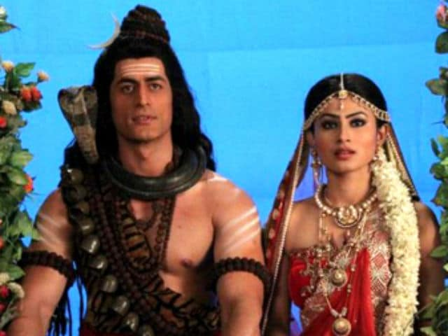 Mouni Roy Mohit Raina