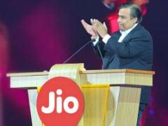 Mukesh Ambani Says Reliance Jio Beating Its Own Customer Base Target