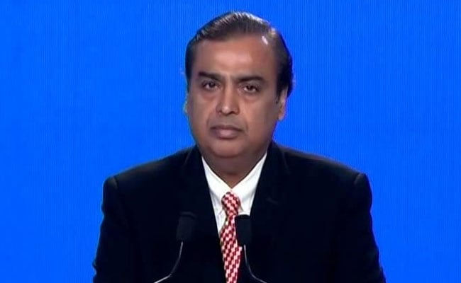 Mukesh Ambani said that customers can use Jio Money wallets to pay merchants from their bank accounts.