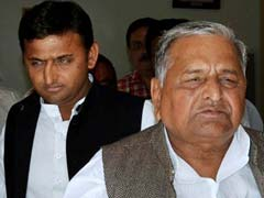 Mulayam Singh Yadav Claims 'No Rift', Team Akhilesh Says Want 'Cycle' Soonest