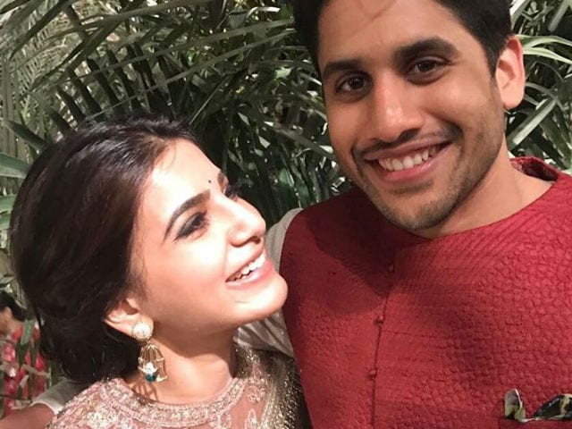 Samantha and Naga Chaitanya Engagement Date and Venue Locked