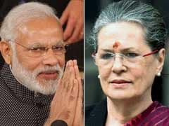 पीएम नरेंद्र मोदी ने सोनिया गांधी को जन्मदिन पर दी बधाई