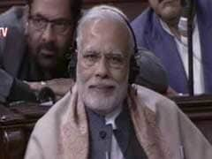 When PM Narendra Modi Kept Sitting Even After An Adjournment In Parliament