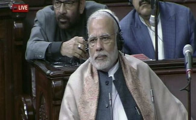 PM Modi's presence fails to end House logjam
