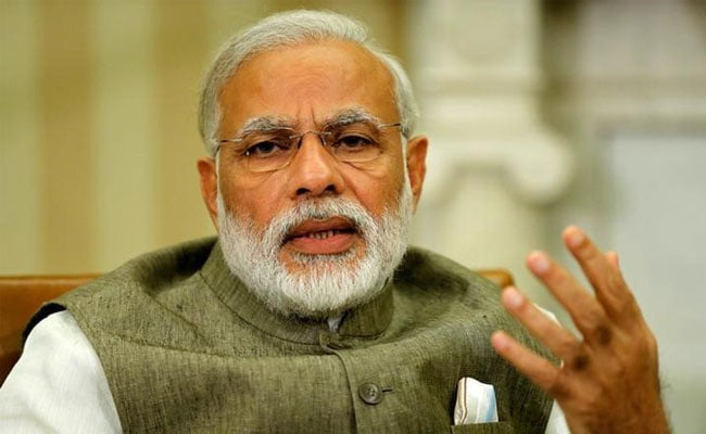 PM Narendra Modi To Launch Mobile App For Digital Transactions