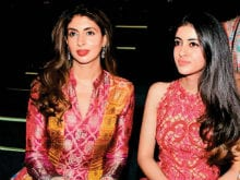 Shweta Bachchan Nanda Says She'll Be Worried If Navya Naveli Wants To Act