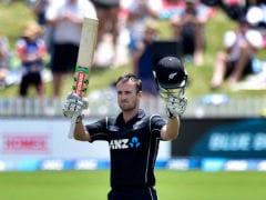 New Zealand vs Bangladesh: Neil Broom Replaces Injured Martin Guptill For T20 Series