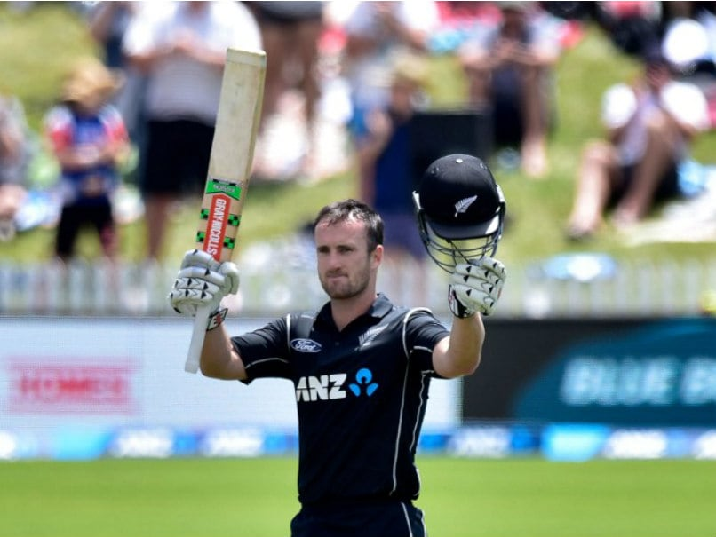 New Zealand Vs Bangladesh: Neil Broom Replaces Injured