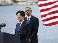 In Pearl Harbor Visit, Shinzo Abe Pledges Japan Will Never Wage War Again