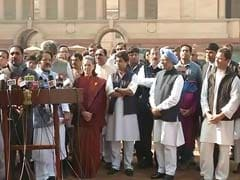 Upset With Rahul Gandhi Meeting PM Narendra Modi, Some Parties Pull Out Of Protest