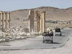 ISIS Is Back In The Ancient Syrian City Of Palmyra