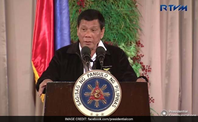 Philippine President Rodrigo Duterte Wins Time's Reader Poll, PM Modi Didn't Get Any Votes