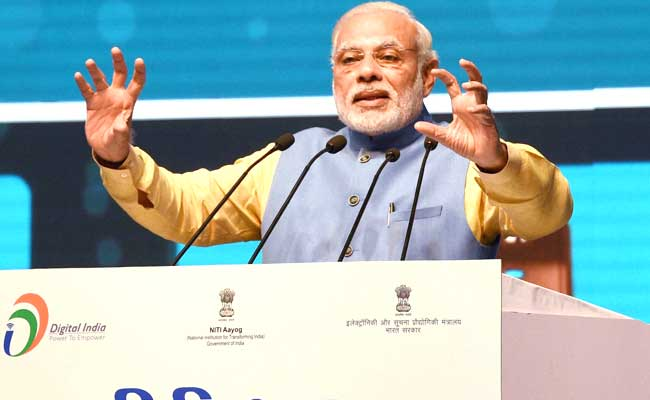 Prime Minister Narendra Modi had launched the BHIM mobile app on December 30, 2016.