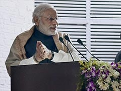 No Chance Of Earthquake Now That He Has Spoken, PM Narendra Modi Taunts Rahul Gandhi