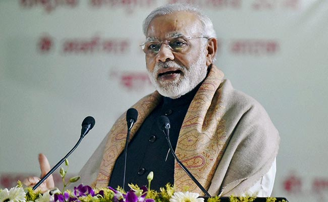 PM Mocks Gandhi's 'Earthquake' Remark, Says Happy He Could Speak
