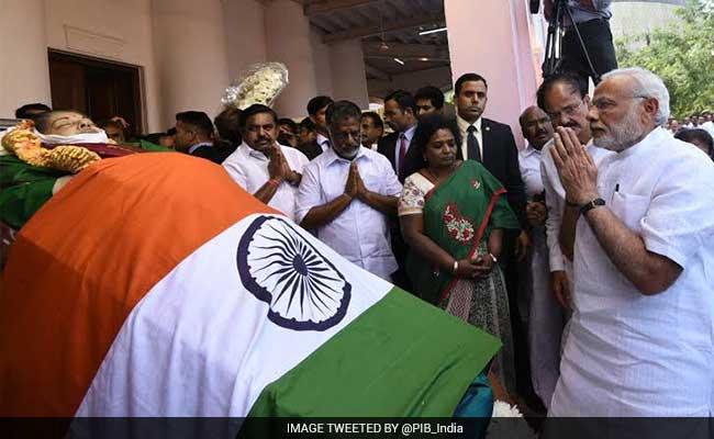 J. Jayalalithaa passes away