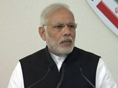 PM Modi Calls For 'Resolute Action' Against Terror. In Audience, Pak's Sartaj Aziz.