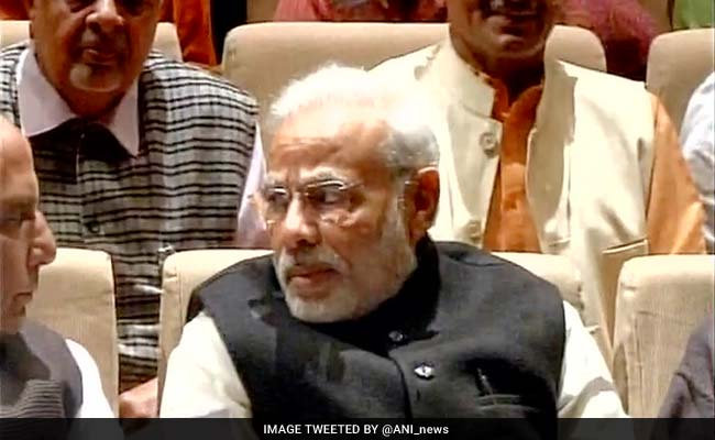 Coming days may even be tougher: Modi