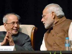 PM Narendra Modi Recalls President Mukherjee's Guidance During His Initial Days As Prime Minister