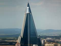 Huge But Empty Pyramid Hotel A Sphinx-Like North Korean Mystery