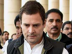 After Rahul Gandhi's Explosive Claim, More Chaos In Parliament: 10 Developments