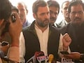 Rahul Gandhi's Quake Claim Draws This BJP Response: 'Epicentres Of Scams'