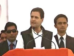 PM Didn't Answer My Questions, Ridiculed Me Instead, Says Rahul Gandhi