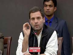 'PM Narendra Modi Disturbed By My Allegations,' Rahul Gandhi Tells NDTV