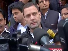 Why Blame Just Pakistan? Rahul Gandhi Takes A Dig At Rajnath Singh