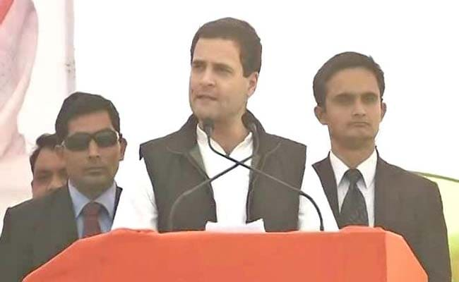 Mock me but reply my questions: Rahul Gandhi
