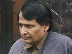 Railways Aim To Save Rs 41,000 Crore On Energy Costs: Suresh Prabhu
